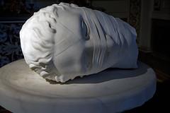 John the Baptist (joecrowaz) Tags: santamariadegliangeliedeimartiri rome italy basilica sculpture johnthebaptist