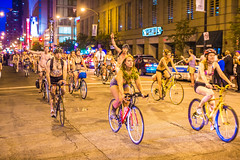 World Naked Bike Ride Chicago (Thomas Hawk) Tags: america chicago cookcounty illinois usa unitedstates unitedstatesofamerica wnbr worldnakedbikeride worldnakedbikeridechicago worldnakedbikeridechicago2012 bicycle bike naked nude fav10