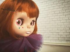 Conrad wearing Devout Dolls. (TuSabesBlythe) Tags: conrad doll blythe bl kozy kozykape sewing dresses
