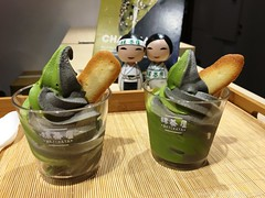 matchaya 1 (frannywanny) Tags: matchaya singapore greentea iconvillage matchaicecream blacksesame japanese