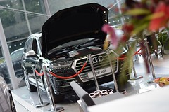 Audi SQ7 (Adam Kennedy Photography) Tags: audi q7 sq7 suv quattro luxury 4x4 v8 diesel turbo nikon d7100 50mm vdt showroom new expensive l4p