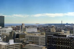A View from Vue (MIDEXJET (Thank you for over 1 million views!)) Tags: hyattregency milwaukee milwaukeewisconsin skyline wisconsin unitedstatesofamerica