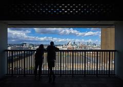 Switch House (DaveWilliams) Tags: london st pauls city thames millennium bridge blackfriars cathedral londonist