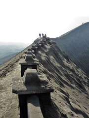 Mount Bromo (SqueakyMarmot) Tags: travel asia indonesia java 2016 kalibaru mountbromo rim ridge