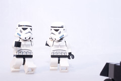 #343/366 (bobsfever) Tags: toys star nikon funny with mini clones stormtrooper figures challenge mini wars toys bad robert set fun ass star plastic funny lego figures d3100 3662012 stormtrooper mcgoldrick bobsfever