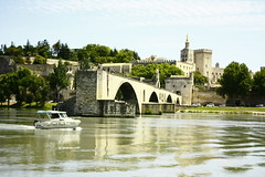 Avignon (OrliPix) Tags: france water river europe riverside provence riverbank avignon ville rhone riverrhone villeenprovence