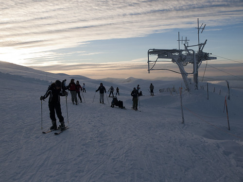 Cairngorm Mountain Ski Lift