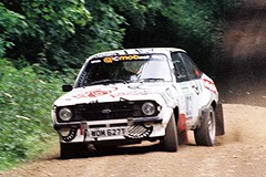 Kershaw / Hull  - Escort RS MkII - Watchwood 2 - Dukeries Rally 2012 (74Mex) Tags: 2 rally hull rs escort 2012 mkii kershaw dukeries watchwood