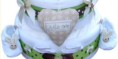 Nappy cake (104) (Labours Of Love Baby Gifts) Tags: babygift nappycake nappycakes newbabygifts laboursoflovebabygifts