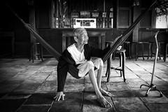Old Woman @ Vnh Long, Vietnam Cng ha x hi ch ngha Vit Nam (Piergiorgio Borgia) Tags: world travel photography open sony streetphotography vietnam worldwide awards reportage 2013 commended piergiorgioborgia