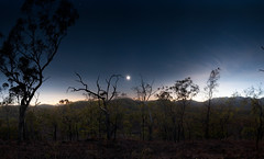 Totality (MrBlackSun - Busy for sometime) Tags: eclipse australia queensland totality maitland northqueensland mulliganhighway mygearandme mygearandmepremium mygearandmebronze maitlanddowns nqueensland australia2012 eclipse2012 eclipsepanorama