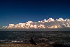 e laggi.... (Andrea_Federici) Tags: sea sky clouds nuvole mare cielo marche tromba flickraward andreafederici