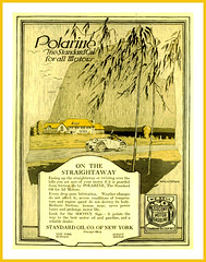 "1918 - ""On the Straightaway"" -  'Polarine The Standard Oil'  for all motors - Standard Oil Company of New York (carlylehold) Tags: new york city mobile email smartphone tmobile signup haefner carlylehold solavei haefnerwirelessgmailcom"