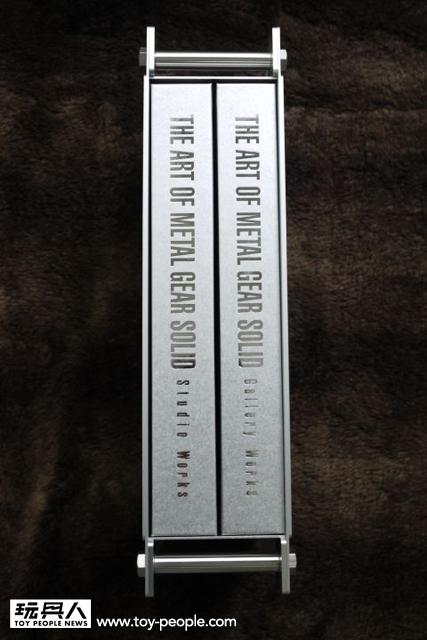 MGS 潛龍諜影25周年紀念畫冊集 開箱報告!