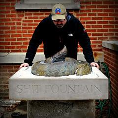 Google Search Gone Wrong ~ The Shit Fountain (Viewminder) Tags: chicago art love exploring joy happiness noway karma kindness fiberart understanding uplifting weirdshit shitfountain chicagostreetart icanseeitnow viewminder nextroadtripwereheadedtospringfieldtoseegeneralsantaannascapturedleg roadtrippinwiththekids youreanidiotdad imaynotknowartbutiknowwhat gazingintotheshitfountainiwasdissapointednottogainanynewunderstandingoftheuniverseoranything itwasstillcoolthough anditleftmykidsspeechless whatdidyoudooverwinterbreak dadtookustotheshitfountain offbeatchicagotouristattractions shrinetopoo itsalmostasmuchfunasatriptocandymountain erzyskenar youwillbemovedbyyourvisit thingsthatmakechicagochicago viewmindersguidetochicago