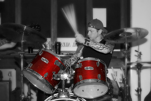 Drums Loadstone Rock