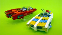 GARC - Red and blue (JPascal) Tags: lego garc