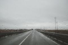 to nowhere (ikhals) Tags: road italy window lines rain canon vanishingpoint droplets drops italia driving cloudy powershot rainy raindrops canonpowershot monferrato vsco vscofilm