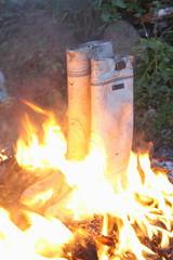 IMG_1569 (Burner's corner) Tags: burning wellies kontio