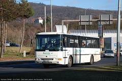 Karosa C954E 2L3 3262 (NovakMice) Tags: bus buses czech 451 autobus nad usti busline karosa labem irisbus česko českárepublika autobusy ustinadlabem ústí ústínadlabem c954e narondelu 2l33262