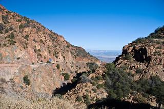 Sedona to Prescott, AZ