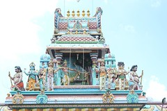 Above the main entrance (Raju's Temple Visits) Tags: thiru arisili