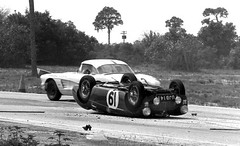 1960 Sebring - Oops! #2 of 2 (Nigel Smuckatelli) Tags: auto classic cars race speed vintage classiccar automobile florida racing prototype hour passion legends vehicle autoracing 12 sebring sir endurance motorsports fia csi sportscar 1960 austinhealey wsc austinhealey3000 heures world sportauto autorevue historic championship raceway louis sebringinternationalraceway sebringflorida 1960 legends gp oldtimersport histochallenge manufacturers gp sebring motorsports nigel smuckatelli galanos manufacturers the12hourgrind fredspross