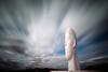 HyperDream..... (Digital Diary........) Tags: longexposure sculpture clouds movement dream le sthelens juameplensa