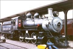 #314 (Norfolkboy1) Tags: usa galveston texas 314 pentaxmesuper 1892 460 southernpacificlines galvestonislandrrmuseum cookelocomotivemachineworks