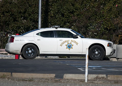 Highway Patrol White Charger (dcnelson1898) Tags: california traffic police chp willows lawenforcement dodgecharger statepolice patrolcar firstresponder californiahighwaypatrol