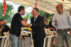 "concerto della banda di Piossasco • <a style=""font-size:0.8em;"" href=""http://www.flickr.com/photos/90911078@N06/8397965189/"" target=""_blank"">View on Flickr</a>"