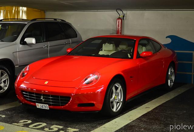 red top forum ferrari monaco carlo monte marques 2012 612 scaglietti grimaldi