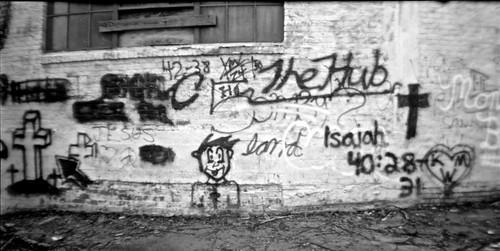 urban hub graffiti ministry shelter shreveport