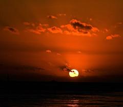 Lisbon sunset (pedrosimoes7) Tags: light sunset sun color portugal colors clouds landscape lightandshadows lisboa lisbon postcard belem sunsetlight 1on1landscape creativephotocafe wowl2