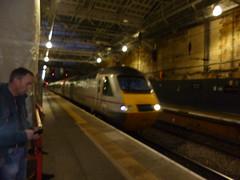 East Coast HST (SiNevin) Tags: london train coast edinburgh east highland inverness waverley hst the mk3 class43 cheiftain