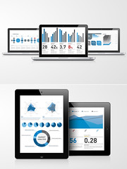 Infographic Elements 01 (Andrea Balzano) Tags: chart bar project pie design graphic tech display market plan progress icon number business pack data layer statistics shape visualization visual information vector template element prediction infographic analysis percentage facts