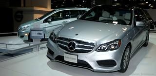 2013 Washington Auto Show - Lower Concourse - Mercedes-Benz 7 by Judson Weinsheimer