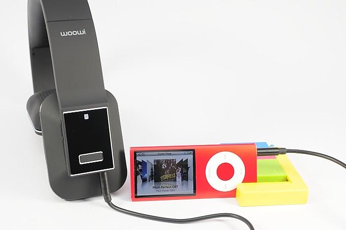 woowi-hero 藍牙4.0耳機 開箱