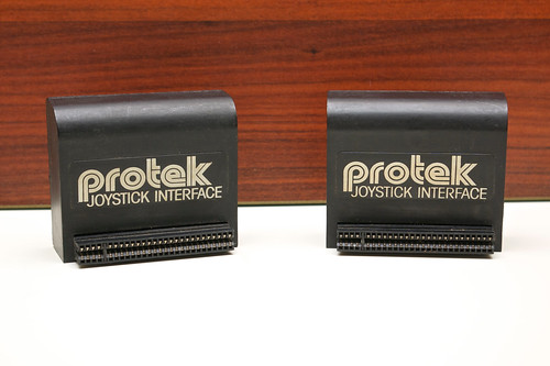 Protek Joystick Interface