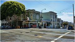 Swensen's San Francisco (FOXTROT ROMEO) Tags: sanfrancisco california road ca street city usa cali sony icecream stadt crossroad amerika hdr kreuzung swensens russianhill nex swensen westkste strase nex5
