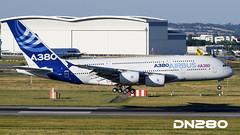Airbus A380-861 msn 004 (dn280tls) Tags: airbus msn 004 fwwdd a380861