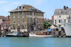 IMG_7269 - Dunkirk Film Set - Weymouth - 28.07.16 (Colin D Lee) Tags: christophernolan movie dunkirk worldwar2 film set weymouth quay crew warnerbros littleships