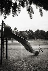 223/366 (grilljam) Tags: ewan 7yrs seamus 4yrs summer august2016 playground slide viewfromtheshade 366days