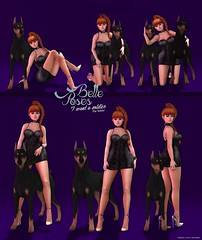 @Expose (Antonia Millar) Tags: belleposes doberman dog new pose