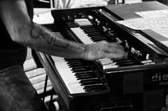 Mike Watt + the Secondmen (Casey Lombardo) Tags: mikewatt punk punkrock sanpedro sanpedroca bw bwphotography livemusic bands legend legendary haroldsplace divebar punkband econo punkbands wejamecono minutemen harbor losangelesca losangeles organ hammond hammondorgan b3 hammondb3