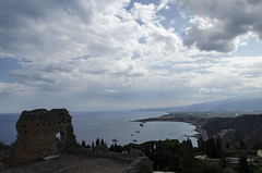 Taormina (Jeanluke83) Tags: taormina sicilia teatro greco nikon d5100