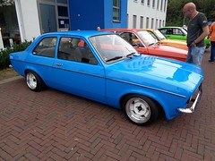 Opel Kadett C (911gt2rs) Tags: treffen meeting show event limo limousine ats tief low stance tuning blau blue youngtimer
