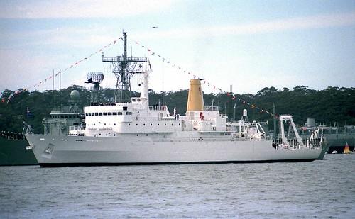 HMAS Cook