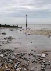 Kingsdown - Kent (jcbkk1956) Tags: stones shrimpers eastkent kingsdown kent coolpix4300 nikon sea groyne beach fishing worldtrekker
