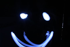 Light painting (pietrovalerio) Tags: eos40d canon art photography light longexposure lightpainting night